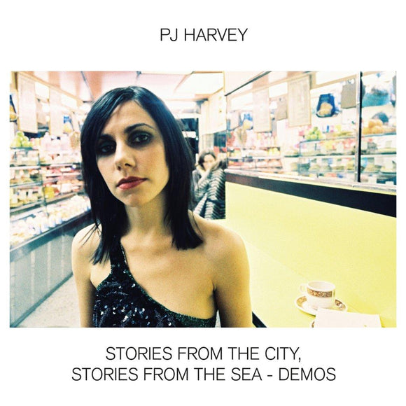 PJ HARVEY Stories From The City, Stories From The Sea - Demos LP