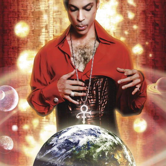 PRINCE planet earth LP