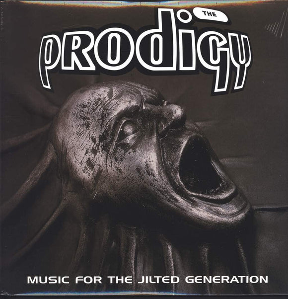 PRODIGY Music For The Jilted Generation 2LP SET