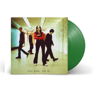 PALE WAVES Who Am I? LP INDIE EXLCUSIVE TRANSLUCENT GREEN GATEFOLD VINYL