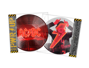AC/DC Power Up LP PICTURE DISC