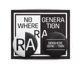 RISE AGAINST Nowhere Generation LP + pin badge set