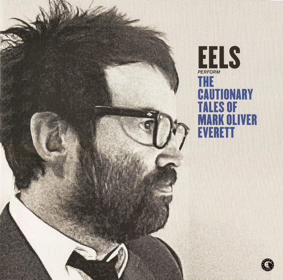 EELS The Cautionary Tales Of Mark Oliver Everett 2LP Clear Vinyl