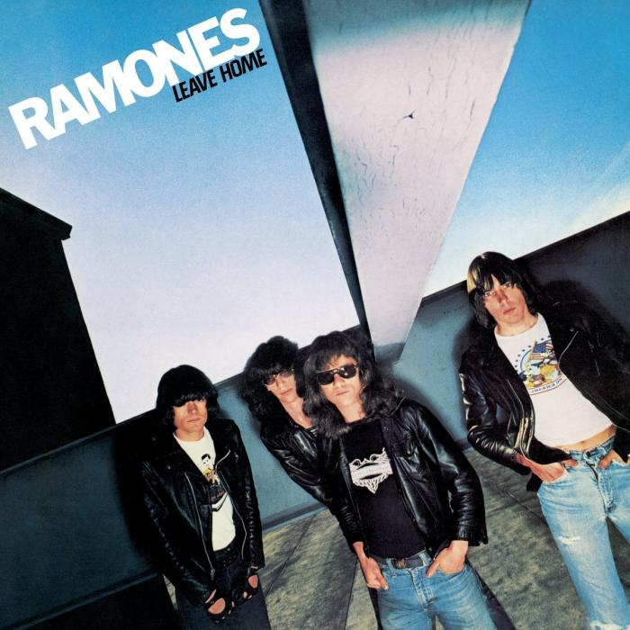 RAMONES Leave Home LP