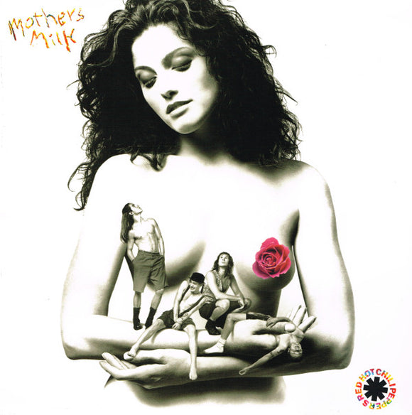 RED HOT CHILLI PEPPERS Mothers Milk LP