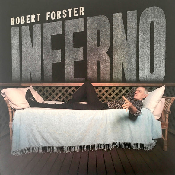 ROBERT FORSTER Inferno LP COLOURED VINYL