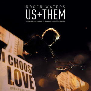 ROGER WATERS Us + Them 2CD SET