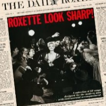 ROXETTE Look Sharp LP 180g Clear Vinyl (NAD20)