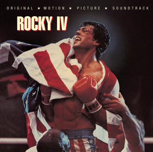 VARIOUS ARTISTS Rocky IV Soundtrack LP Picture Disc (NAD20)