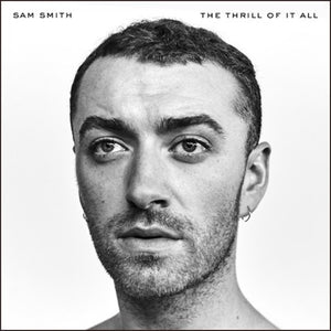 SAM SMITH The Thrill Of It All LP