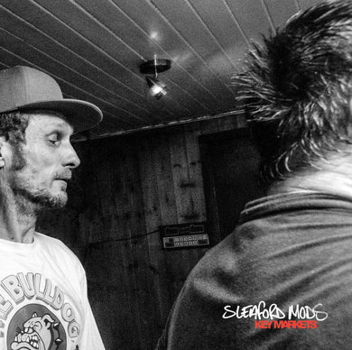 SLEAFORD MODS Key Markets LP