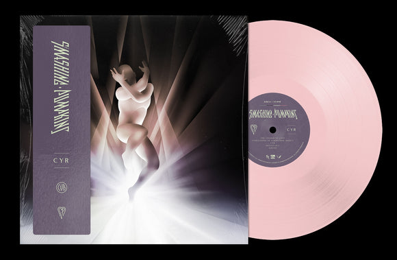 SMASHING PUMPKINS  'CYR' 2LP SET Baby Pink Vinyl UK INDIE EXCLUSIVE