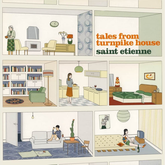 SAINT ETIENNE Tales From Turnpike House LP