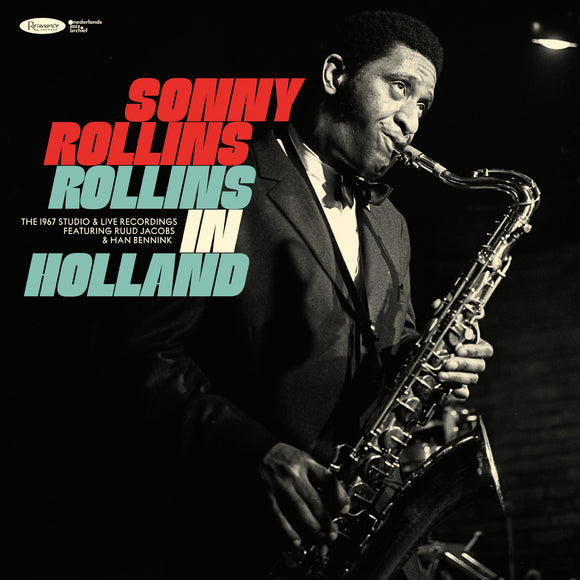 SONNY ROLLINS Black Friday - Rollins In Holland: The 1967 Studio & Live Recordings 3LP