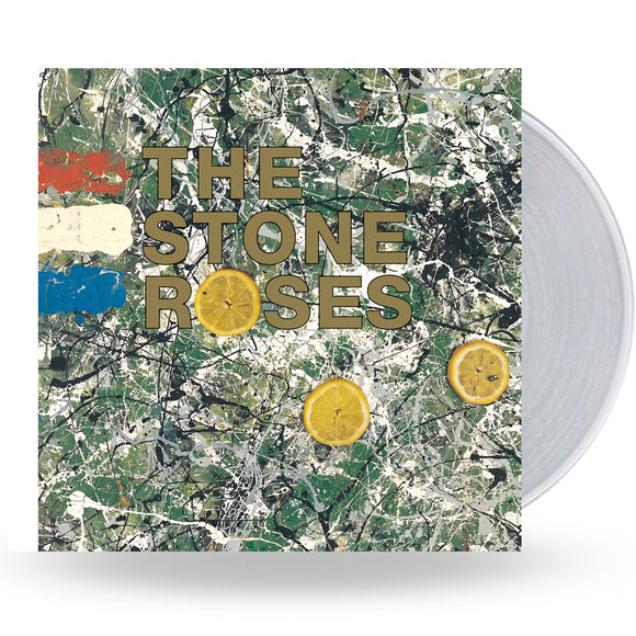 STONE ROSES Stone Roses  LP Clear Vinyl  (NAD20)