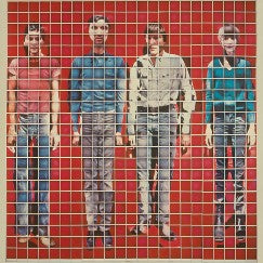 TALKING HEADS More Songs About Building and Food LP translucent red vinyl
