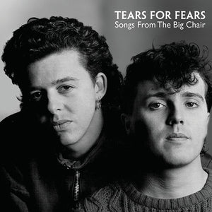 TEARS FOR FEARS Songs From The Big Chair LP