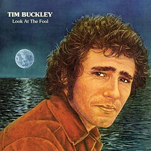 TIM BUCKLEY Look At The Fool LP