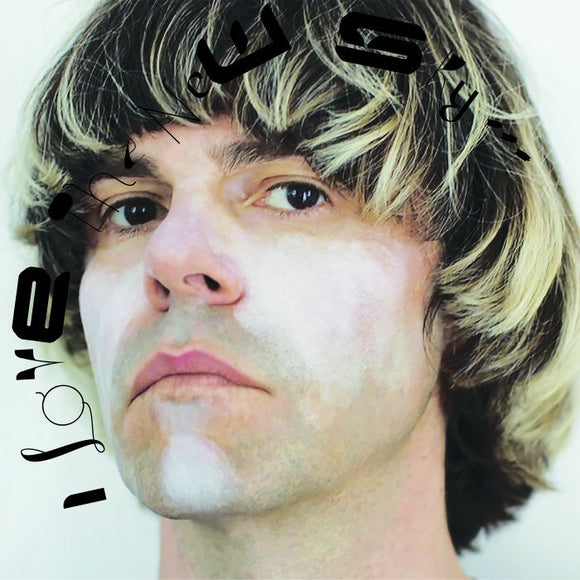 TIM BURGESS I Love The New Sky  LP TRANSPARENT SPLATTER VINYL