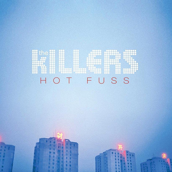 KILLERS Hot Fuss LP