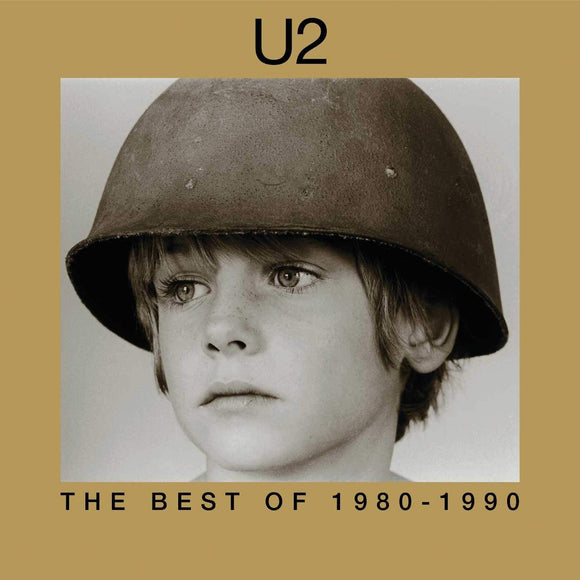 U2  The Best Of 1980-1990 2LP SET