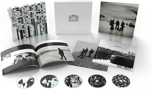 U2  All That You Can't Leave Behind  Super Deluxe CD Box Set  5 CD