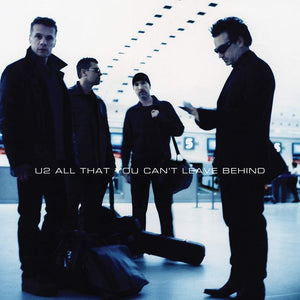 U2  All That You Can't Leave Behind  Deluxe 2CD Set