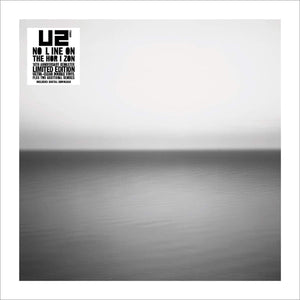 U2 No Line On The Horizon 10Th Anniversary  2LP Clear Vinyl
