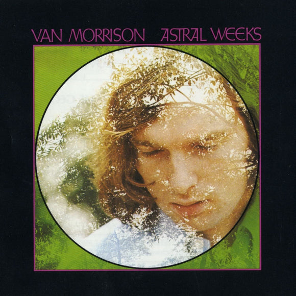 VAN MORRISON Astral Weeks LP