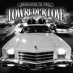 VARIOUS ARTISTS Dedicated to You: Lowrider Love 1LP Clear and Black Swirled Vinyl. RSD DROP 1