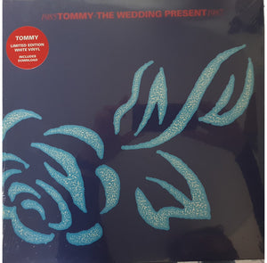 WEDDING PRESENT Tommy LP WHITE VINYL
