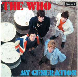 WHO My Generation LP
