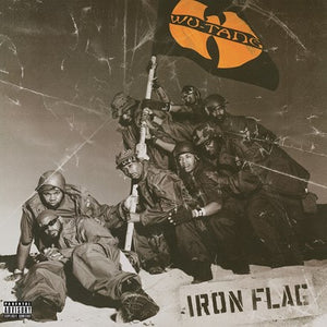 WU-TANG CLAN Iron Flag 2LP SET 180g