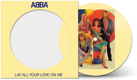 ABBA Lay All Your Love on Me  7