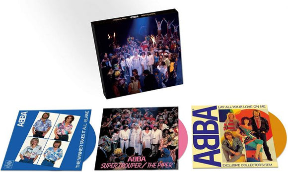 ABBA Super Trouper [40th Anniversary] Singles Box