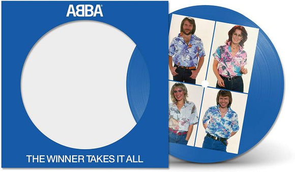 ABBA The Winner Takes It All 7