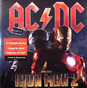 AC/DC Iron Man 2 Soundtrack (Best Of) 2LP SET