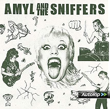 AMYL & THE SNIFFERS Amyl & The Sniffers LP