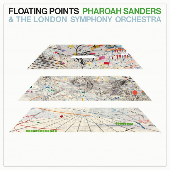 FLOATING POINTS, PHAROAH SANDERS & THE LONDON SYMPHONY ORCHESTRA Promises LP 140G