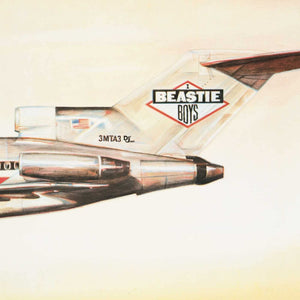 BEASTIE BOYS Licensed To Ill LP
