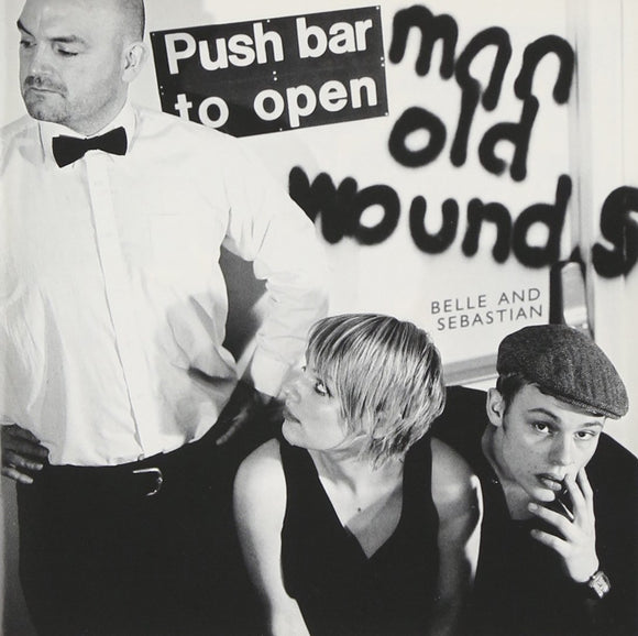 BELLE & SEBASTIAN Push Barman To Open Old Wounds 2CD SET