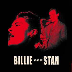 BILLIE HOLIDAY AND STAN GETZ Billie & Stan LP