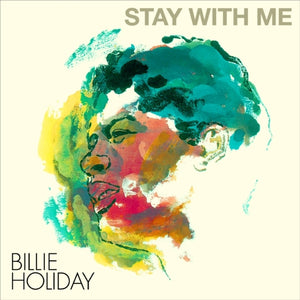 BILLIE HOLIDAY Stay With Me LP