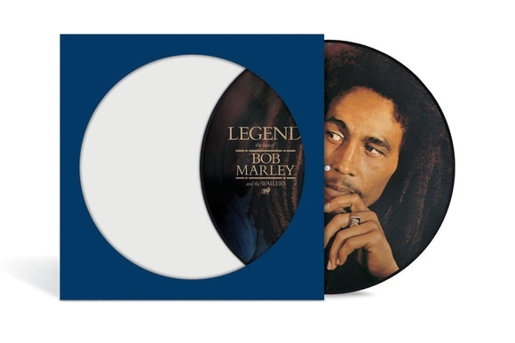 BOB MARLEY Legend (Best Of)  LP Picture Disc + Indie Exclusive 12