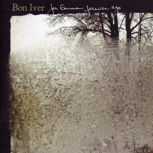 BON IVER For Emma Forever Ago LP
