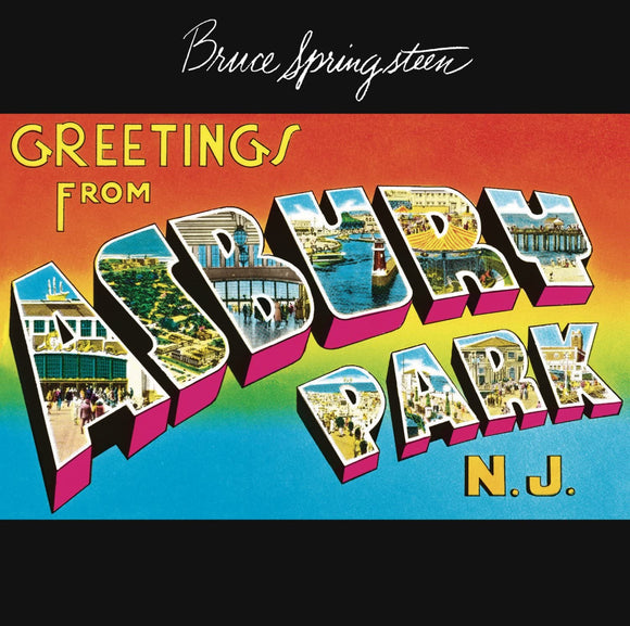 BRUCE SPRINGSTEEN Greetings From Asbury Park, N.J. LP