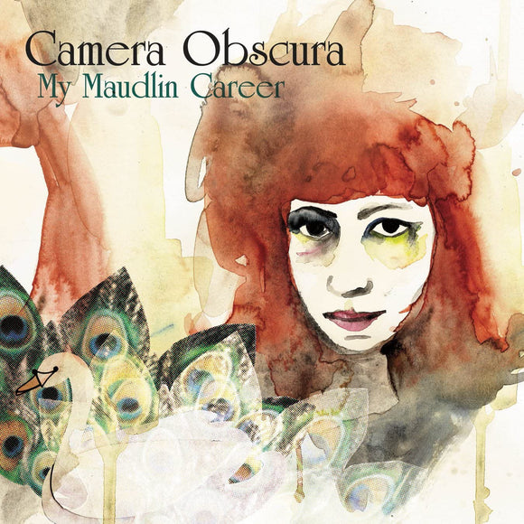 CAMERA OBSCURA	  My Maudlin Career LP