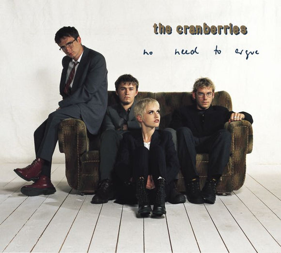 CRANBERRIES No Need To Argue	CD