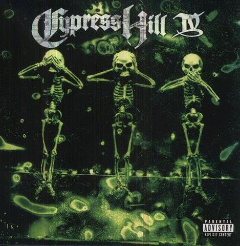 CYPRESS HILL	IV 2LP