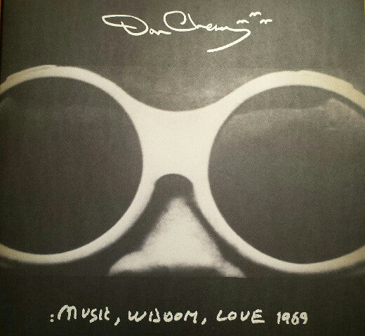 DON CHERRY Music, Wisdom, Love LP